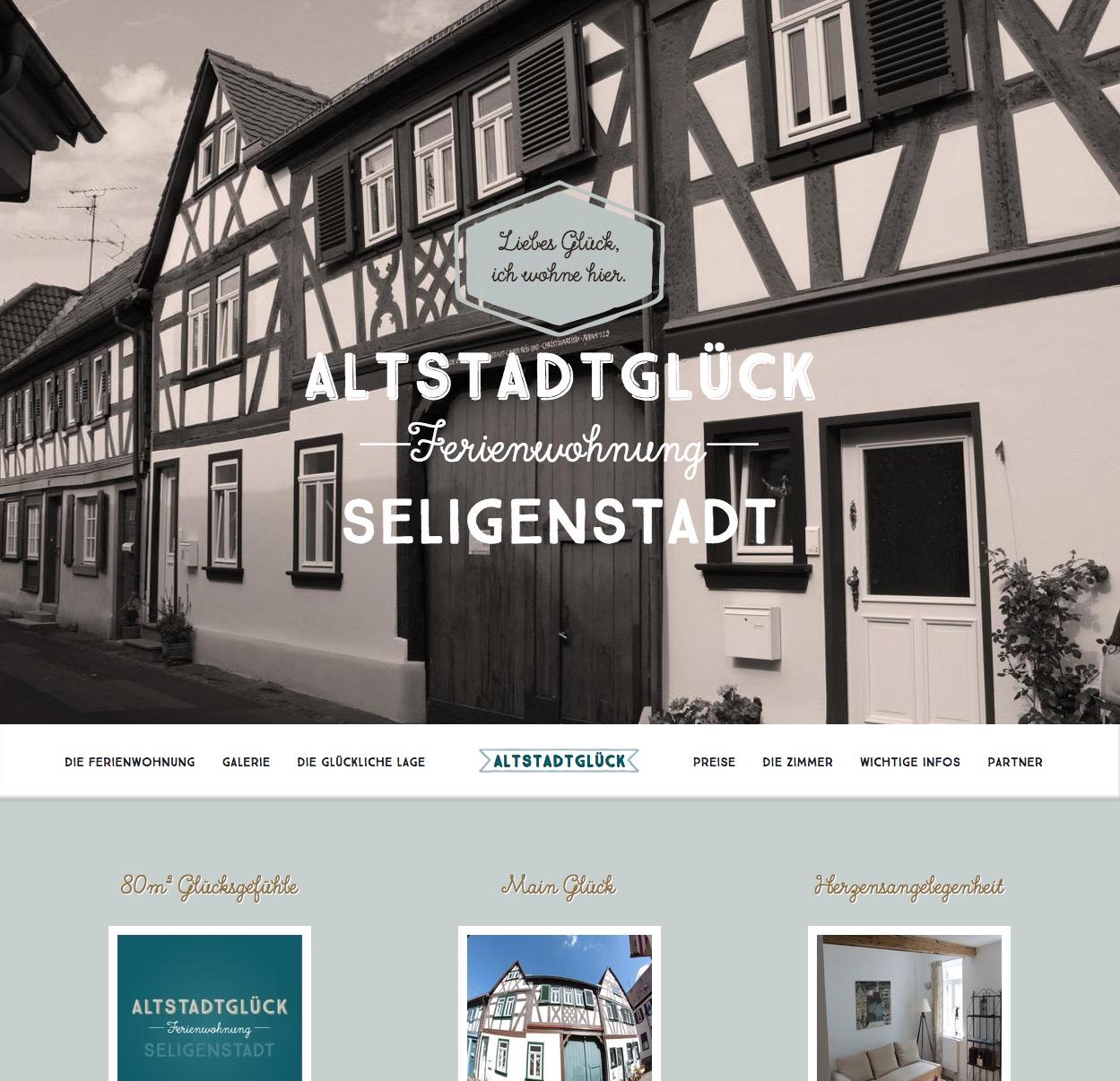 Altstadtglück Seligenstadt