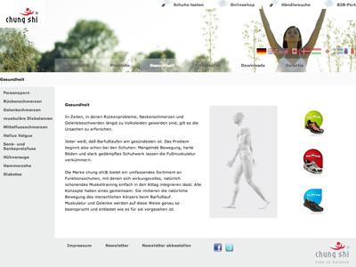 CHUNG SHI - Eine deutsche Marke mit fernöstlicher Philosophie!