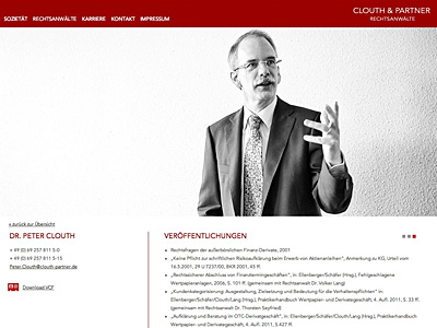 Rechtsanwälte Clouth & Partner