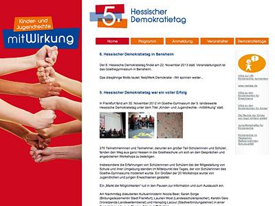 Hessischer Demokratietag - Makista e.V.