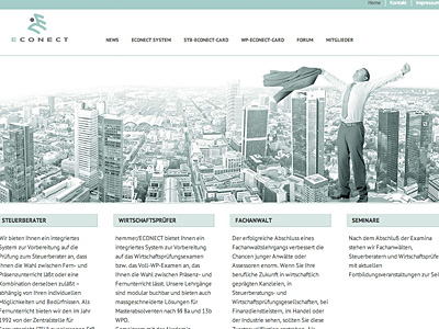 ECONECT/hemmer Steuerfachschule GmbH