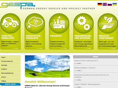 GESPA GmbH - Elektromobilität