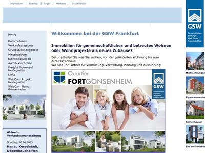 GSW Gemeinnütziges Siedlungswerk GmbH