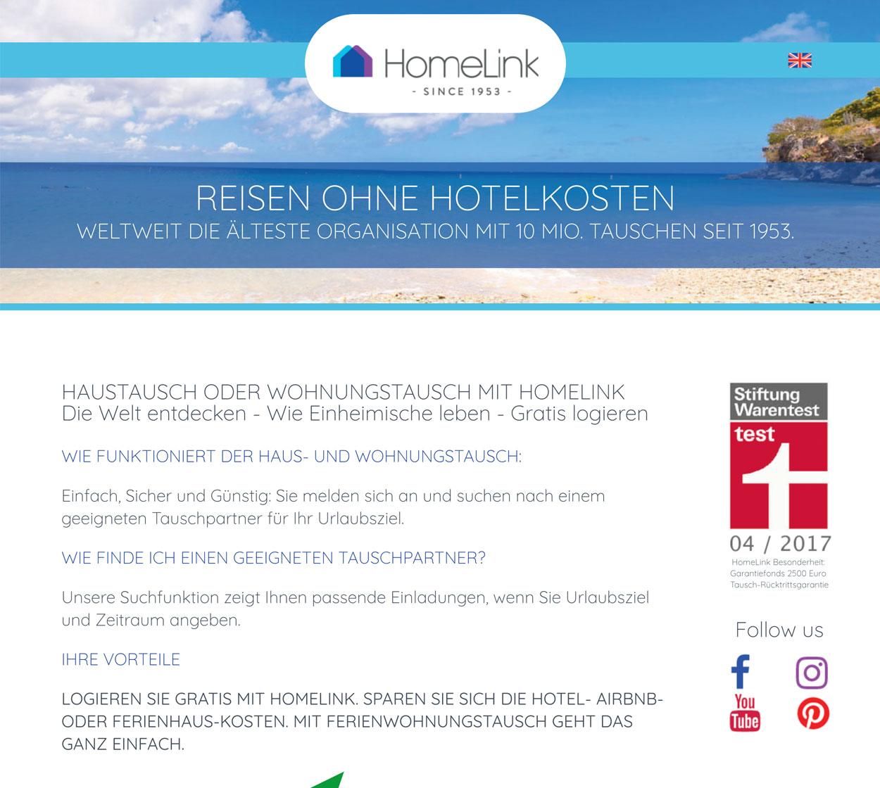 HomeExchange.de