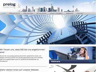 Prelog GmbH, Webinare
