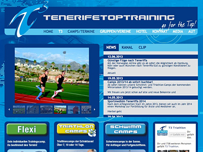 T3 Training, Teneriffa