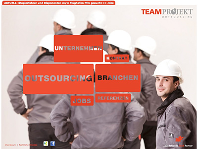 TEAMProjekt Outsourcing GmbH